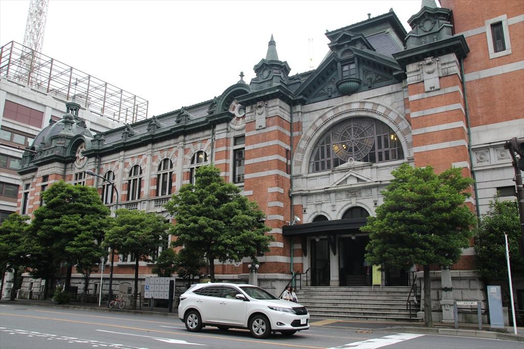 横浜市開港記念会館_外観_6