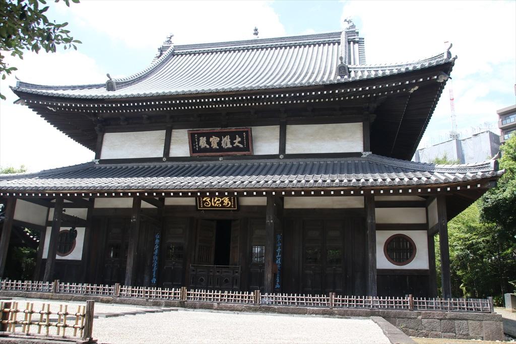 大雄宝殿(国指定重要文化財)_2