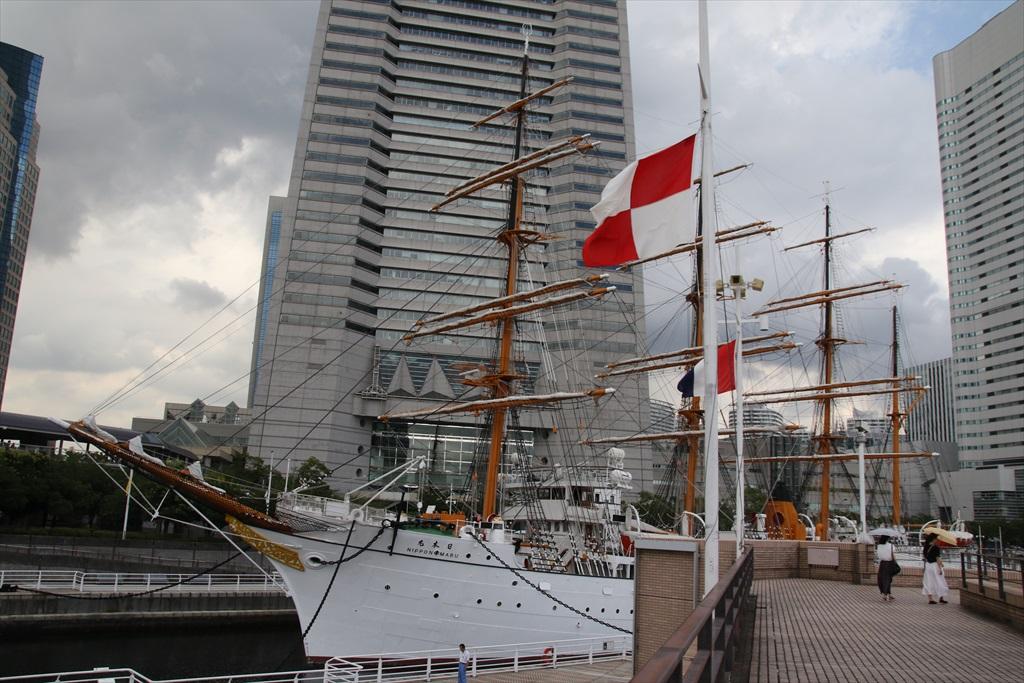 帆船『日本丸』_1