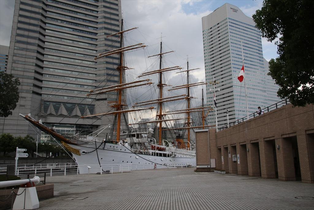 帆船『日本丸』_2
