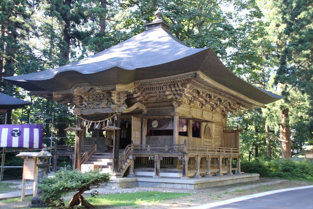 蜂子神社_2