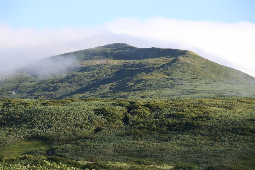 山頂が近くに見える_1