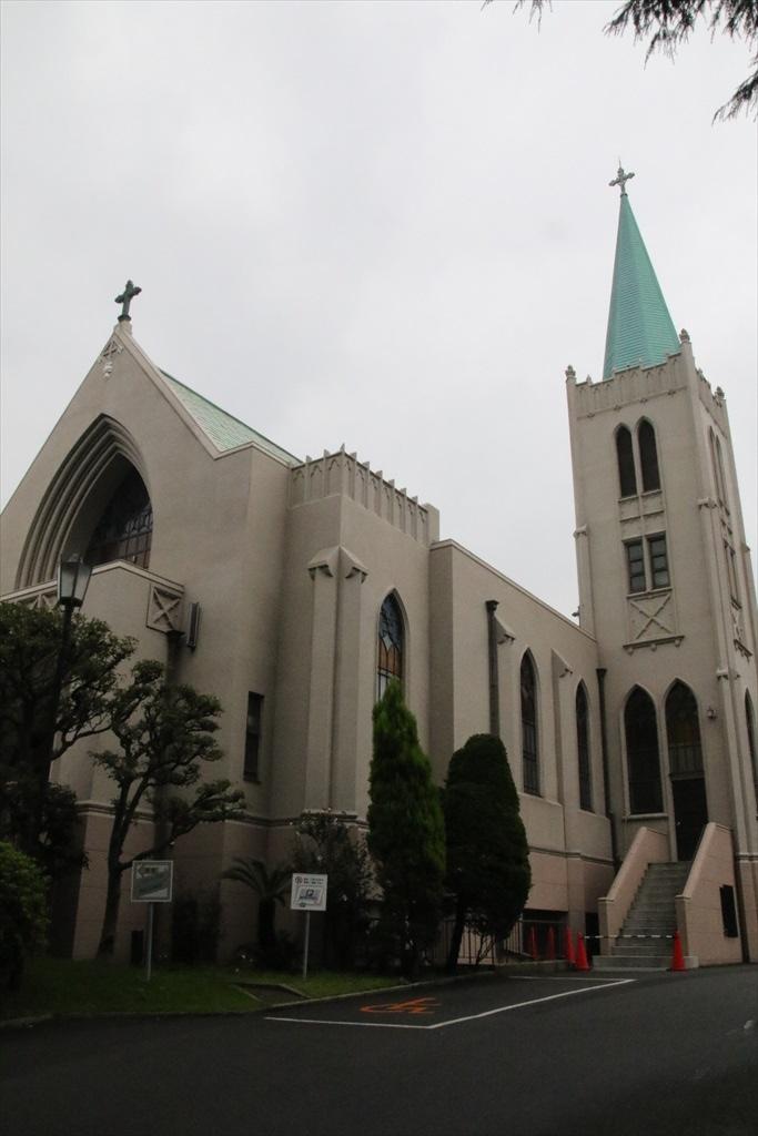 カトリック山手教会_聖堂_2