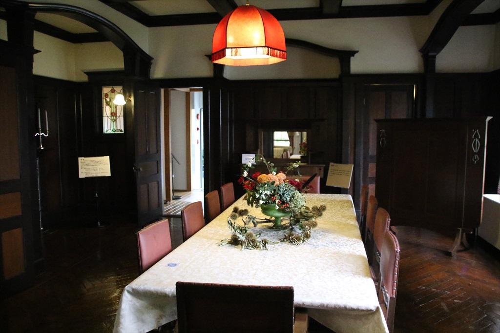 外交官の家(1)_食堂_3