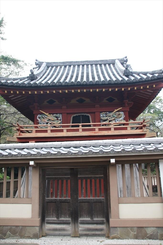 鐘楼門(附:銅鐘)(国指定重要文化財)_6