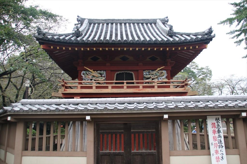 鐘楼門(附:銅鐘)(国指定重要文化財)_9