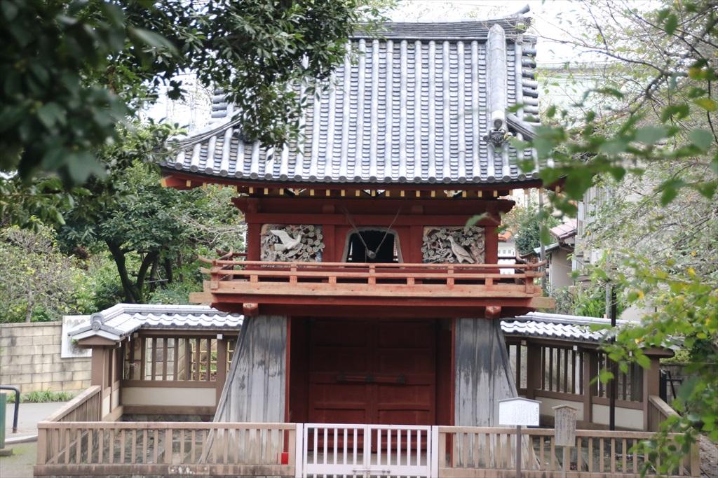 鐘楼門(附:銅鐘)(国指定重要文化財)_5