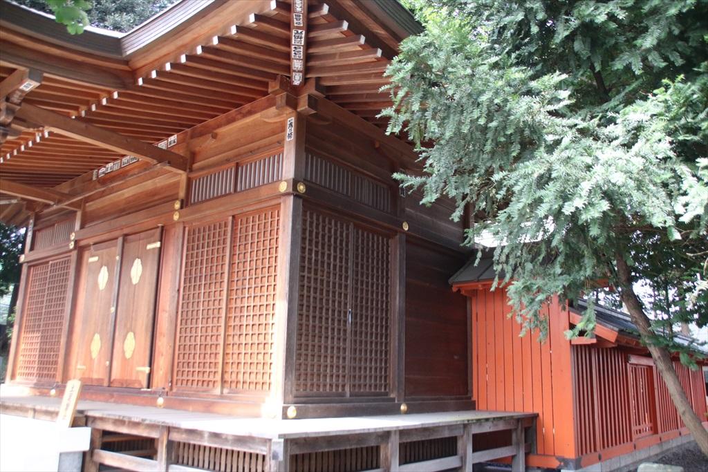 日枝神社(国指定重要文化財)_5