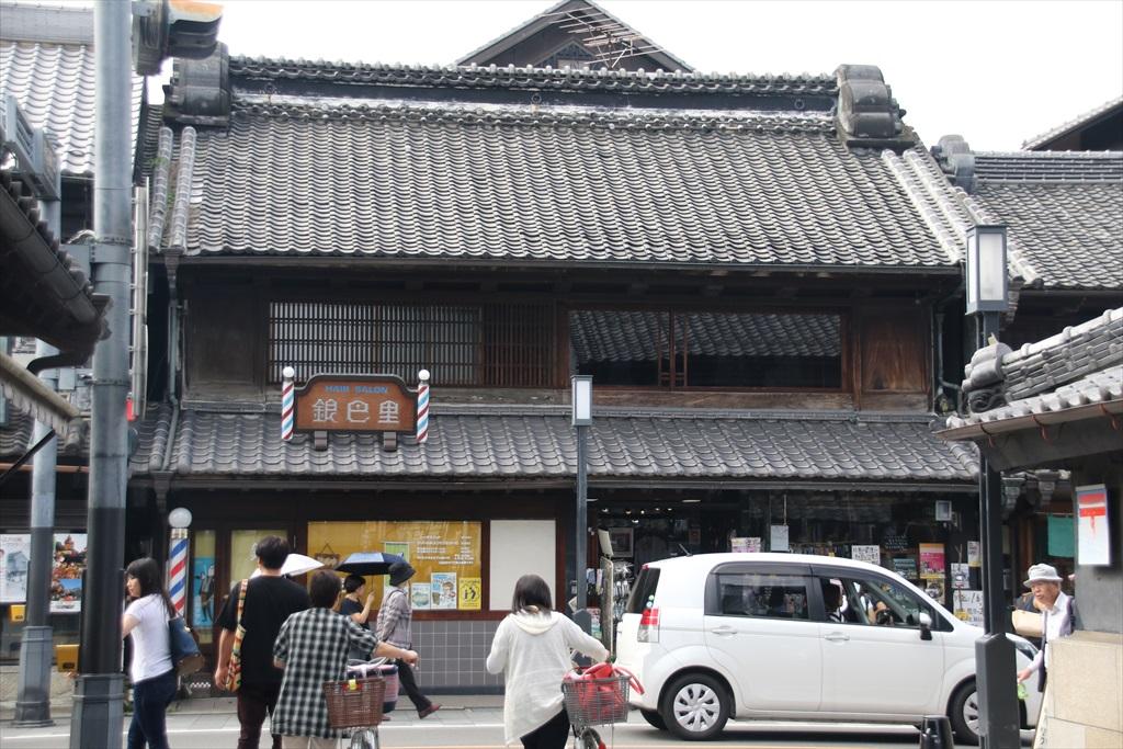 太陽堂書店と理容店『銀巴里』_2