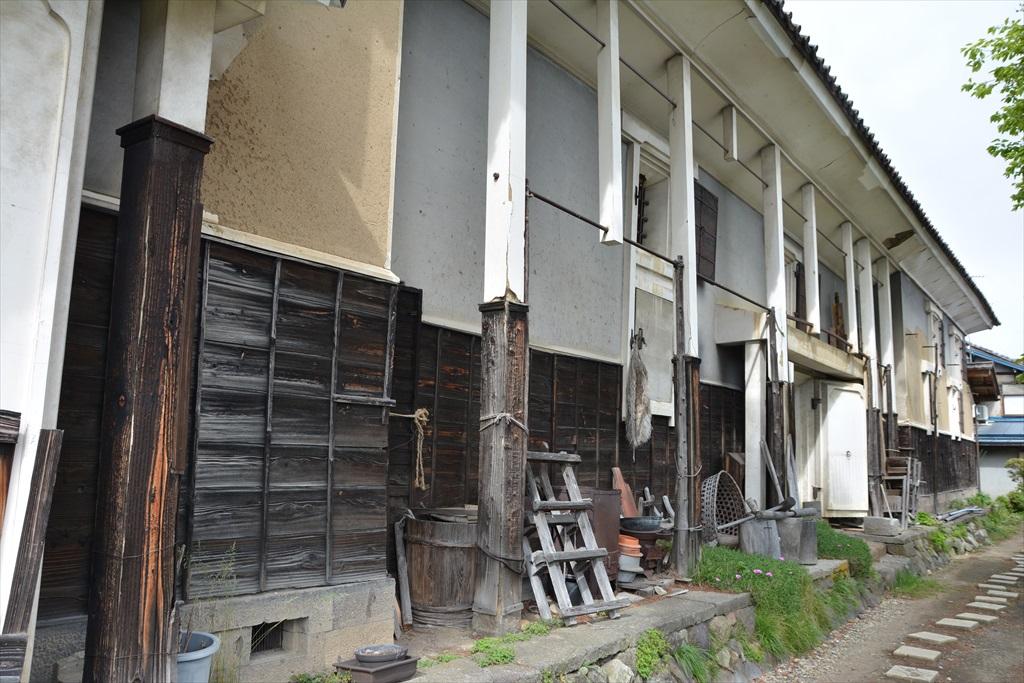 旧嶋新商店一号蔵・二号蔵及び三号蔵…三十八間蔵_7