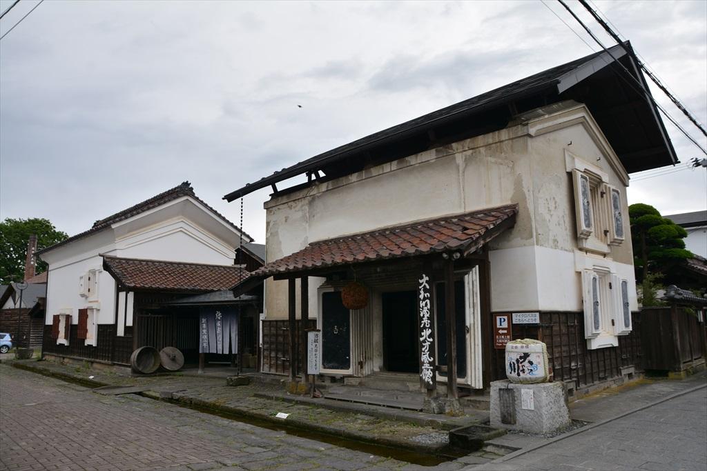 大和川酒蔵 北方風土館(1)_2