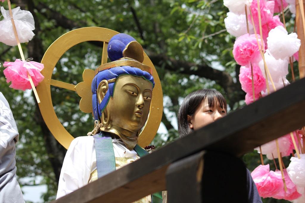 二十五菩薩来迎会の様子(2014年)_2