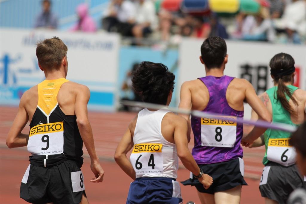 男子3000m(1)レース序盤の戦い_20