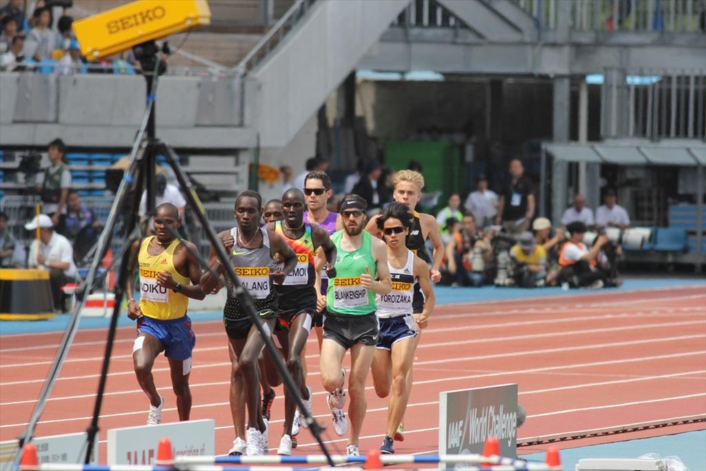 男子3000m(1)レース序盤の戦い_22