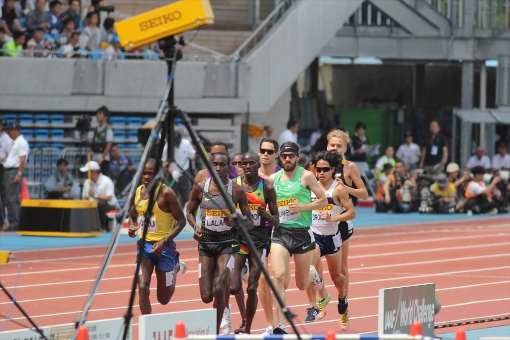 男子3000m(1)レース序盤の戦い_23