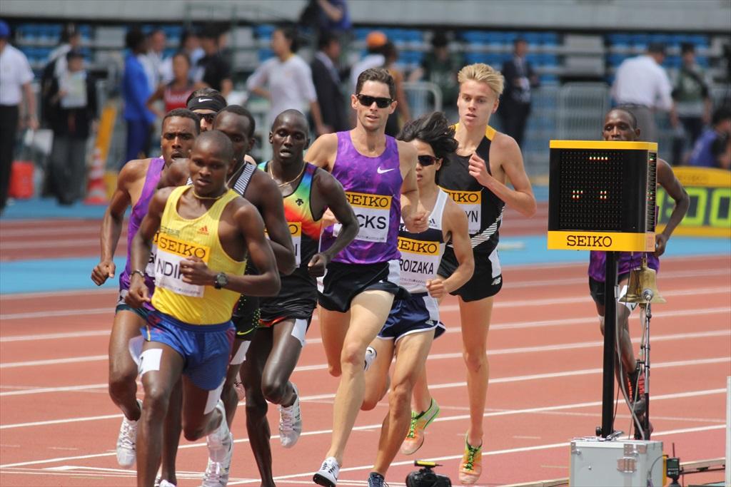 男子3000m(2)レース中盤の戦い_3