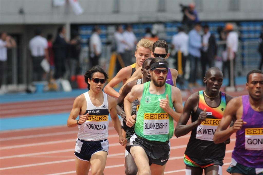 男子3000m(2)レース中盤の戦い_14