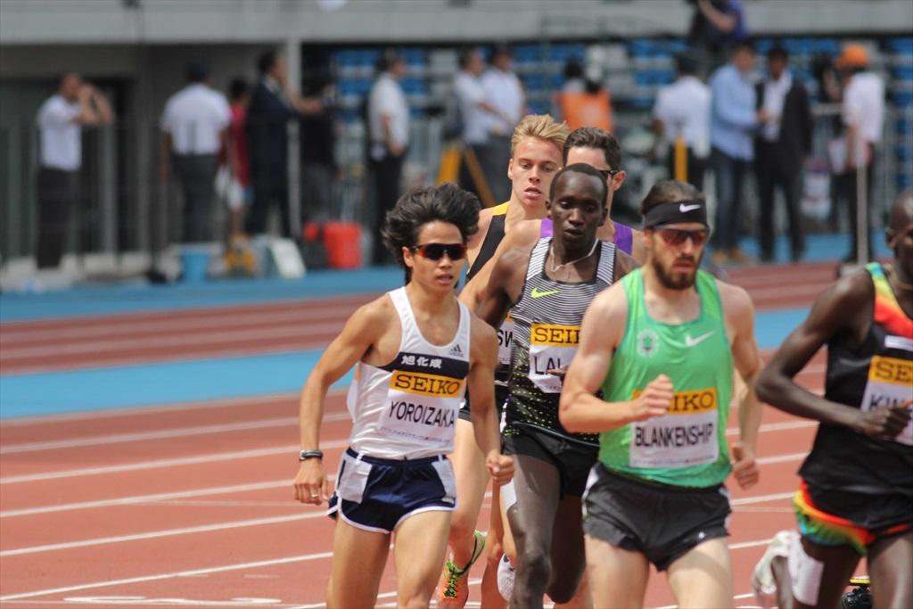 男子3000m(2)レース中盤の戦い_15