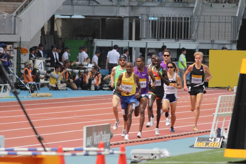 男子3000m(2)レース中盤の戦い_21