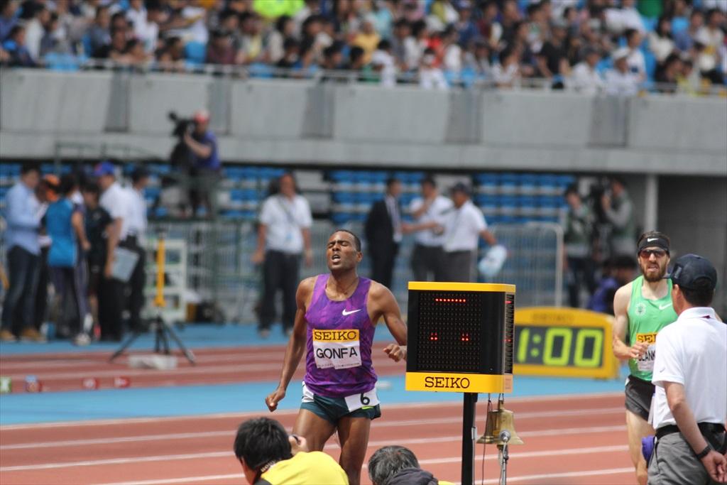 男子3000m(3)レース終盤の戦い_6