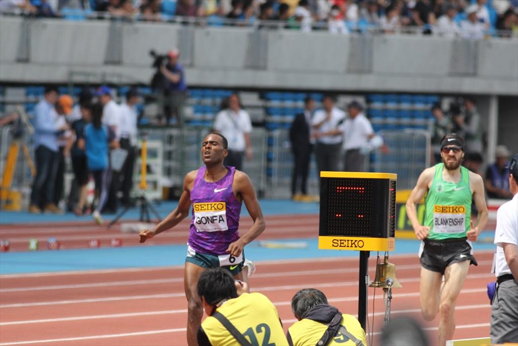 男子3000m(3)レース終盤の戦い_7