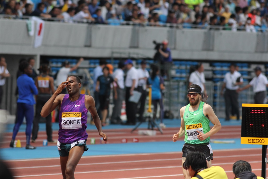 男子3000m(3)レース終盤の戦い_11