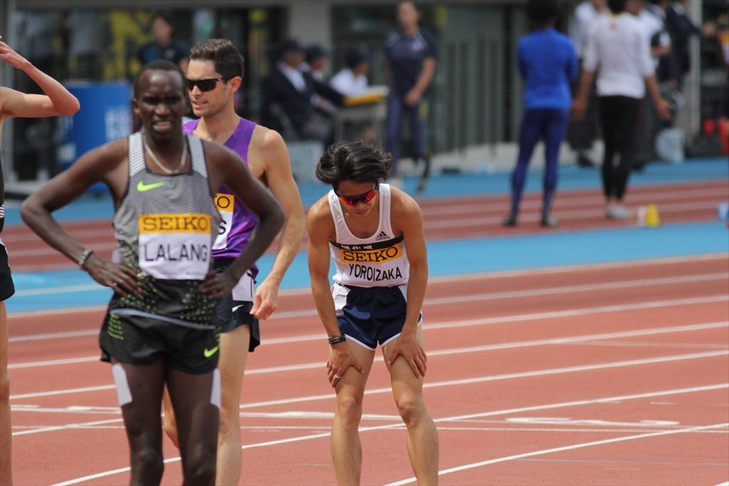 男子3000m(3)レース終盤の戦い_22