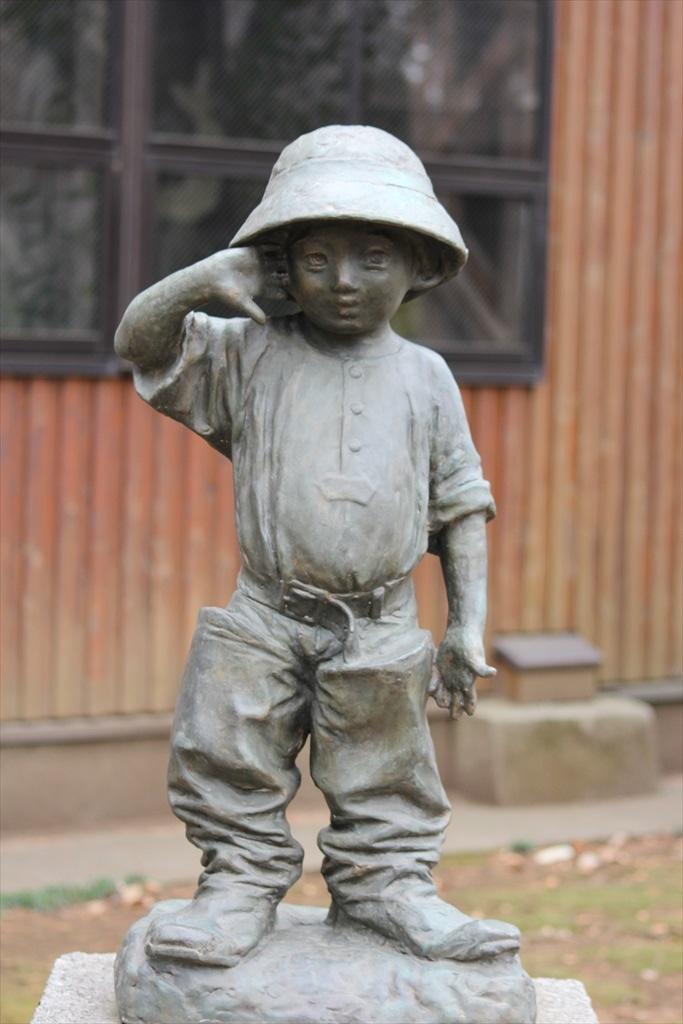 彫刻家北村西望先生の作品_7