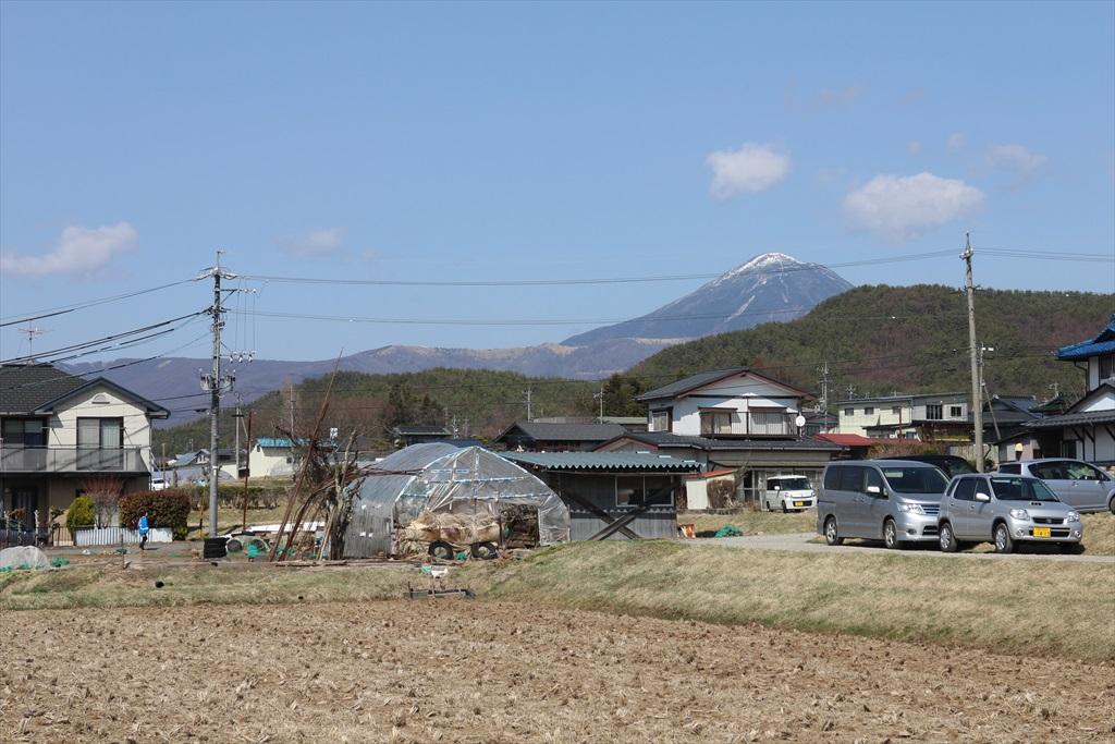 蓼科山と横岳_1