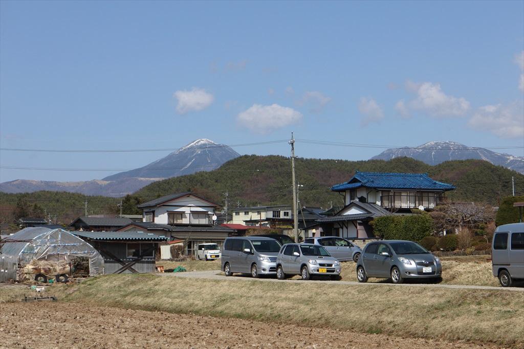 蓼科山と横岳_2