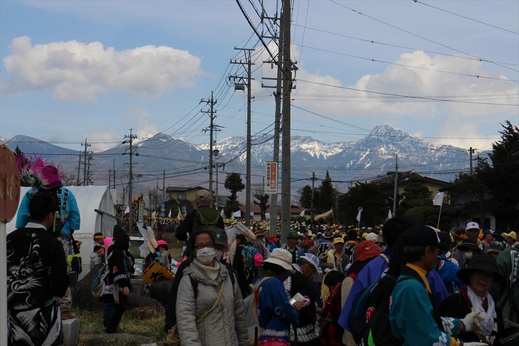 八ヶ岳や、蓼科山・横岳が綺麗だ_1