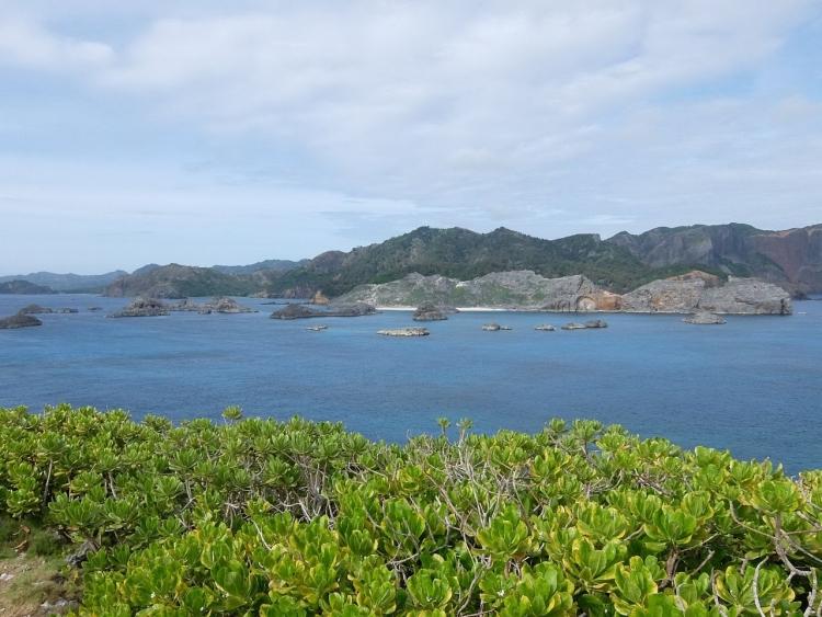 01南島から父島s