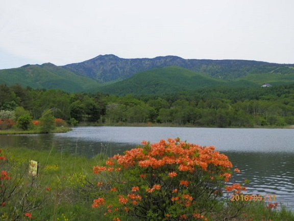 四阿山&バラギ湖
