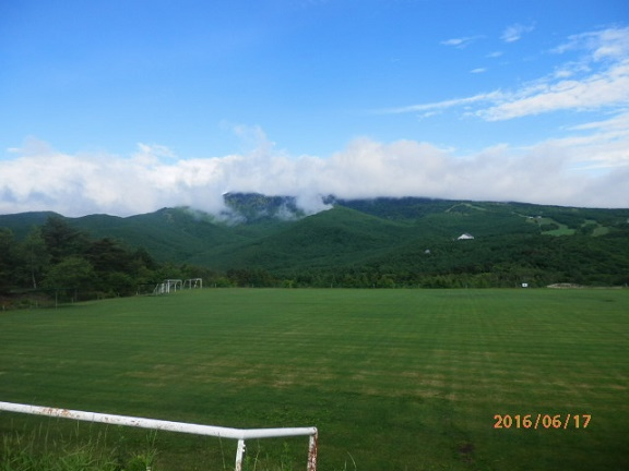 バラギ高原グリーンヒルサッカービレッジ