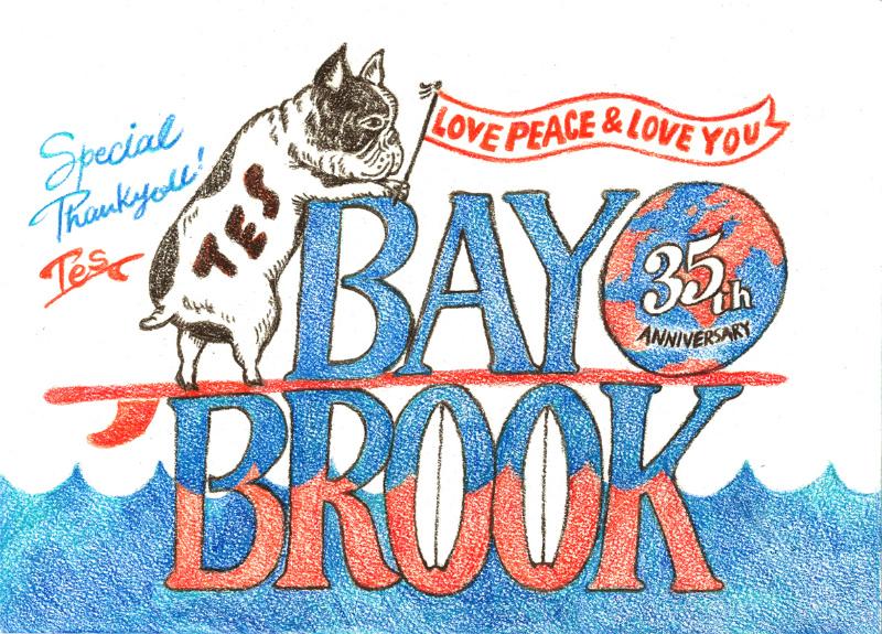 BAYBROOK×TES - コピー