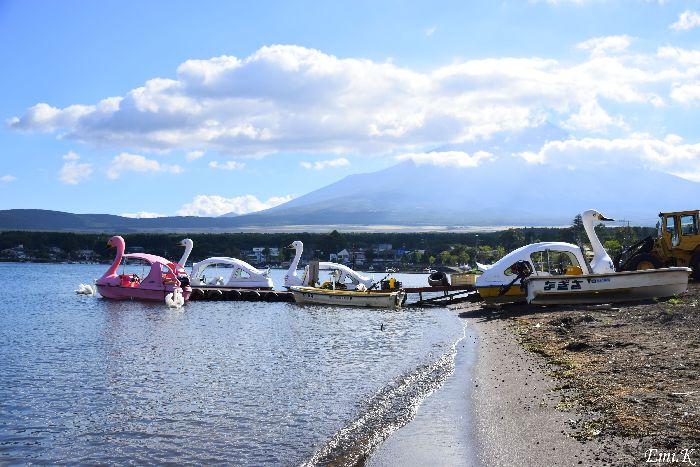 140-Emi-山中湖-富士山