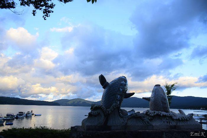 216-Emi-山中湖