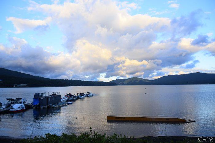 221-Emi-山中湖