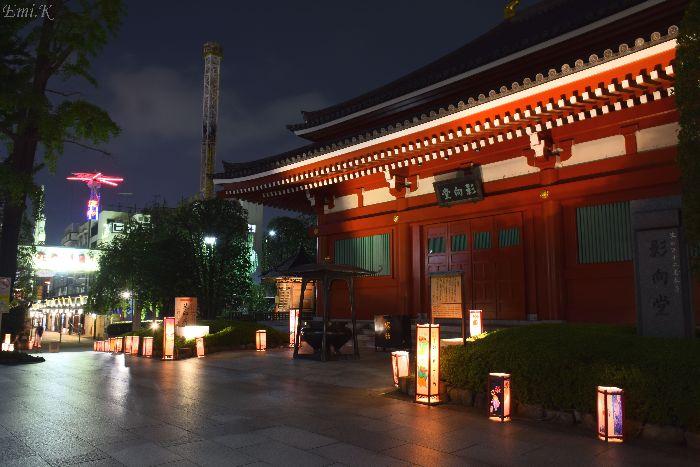 045-New-Emi-浅草寺燈籠会