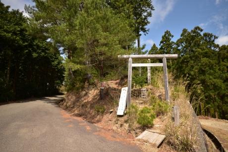 5玉置神社へ