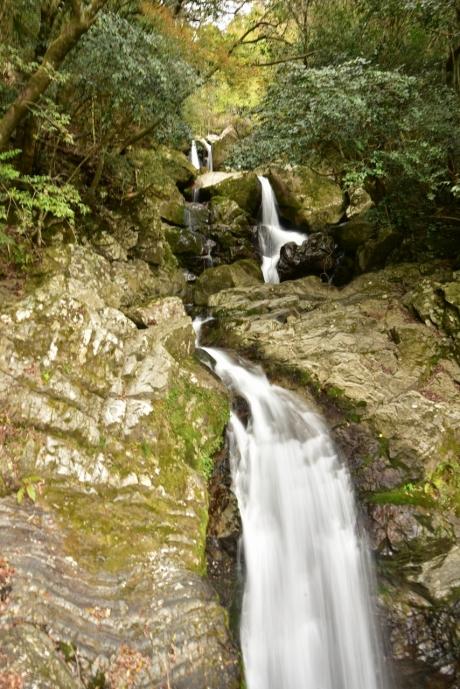 4滝を見て