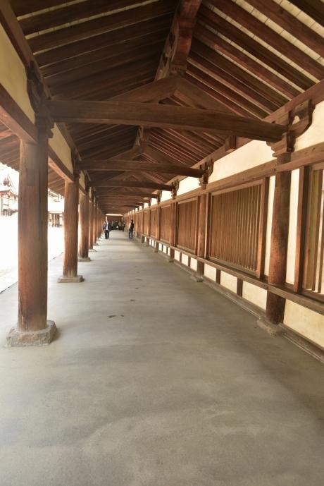 6飛鳥時代の廻廊