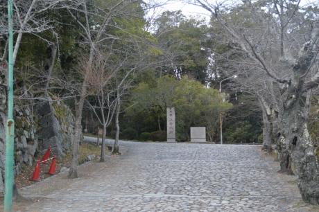 1伊賀上野城