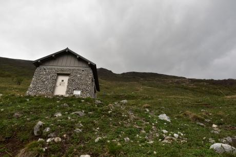 7避難小屋