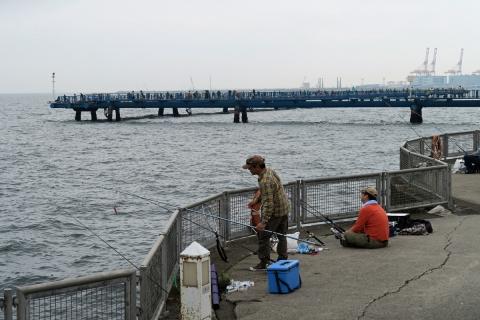 10釣り場