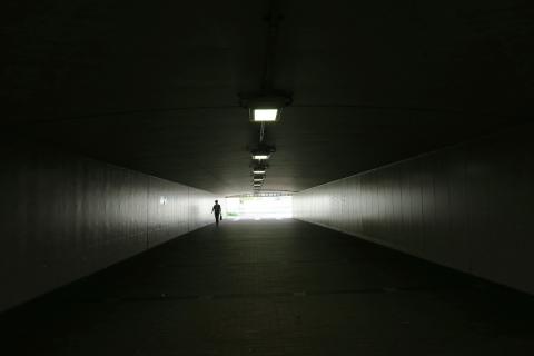 13地下通路