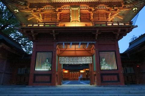 37富士山本宮浅間大社楼門