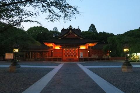 38富士山本宮浅間大社拝殿