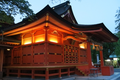 39富士山本宮浅間大社拝殿