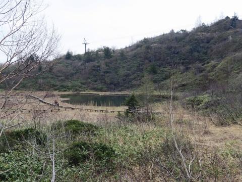 b志賀草津道路湿原